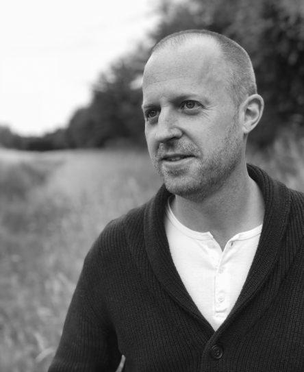 Lars Wentrup Portrait